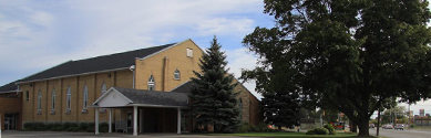 Scott Street MB Church