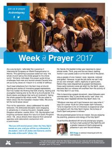 PrayerWeek2017