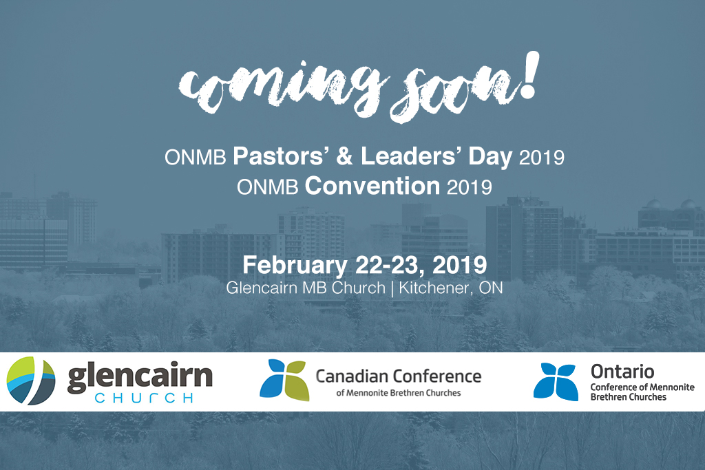 ONMB Pastors' & Leaders' Day & ONMB Convention 2019 | ONMB
