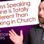 Video Pastor Quick Tips