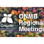 ONMB Newsletter | October Update